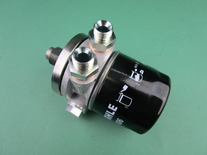 Ölfilterset mit Ölkühleranschluss und Thermostat