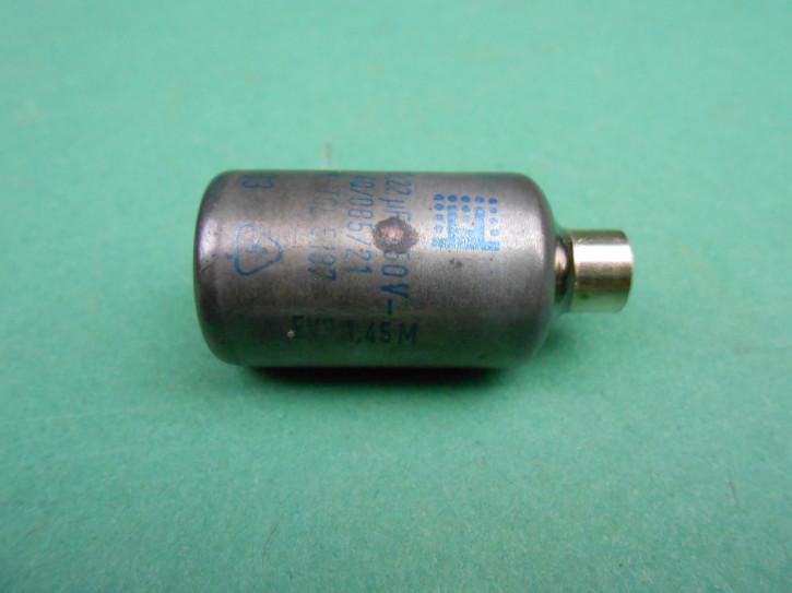 Kondensator für Zündverteiler
