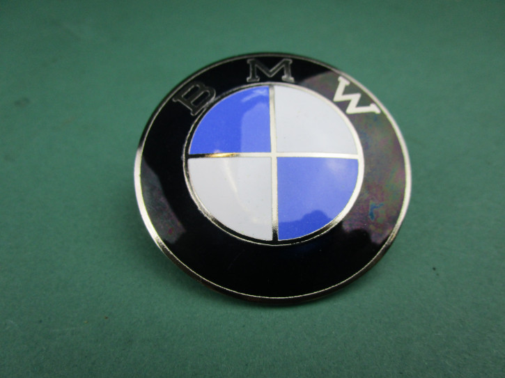 BMW Emblem ZV Mutter 60mm emailliert