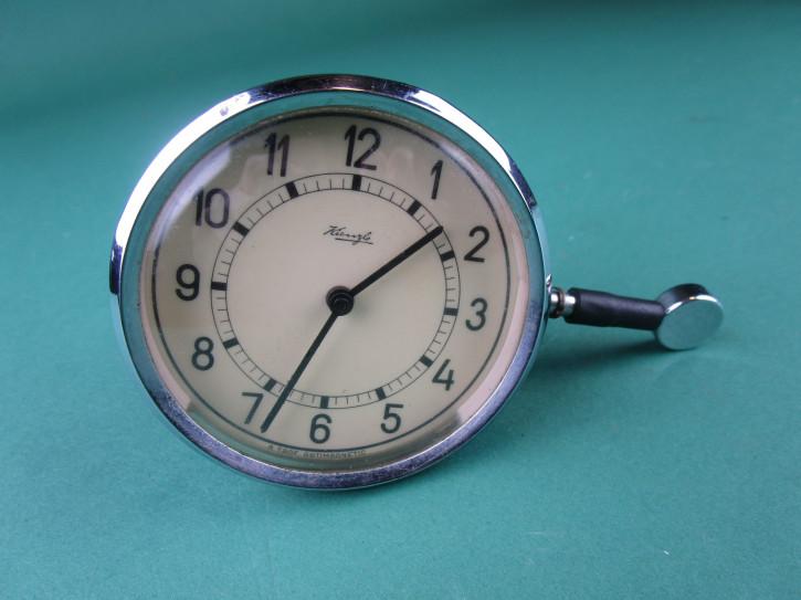 Uhr für den Handschuhfachdeckel