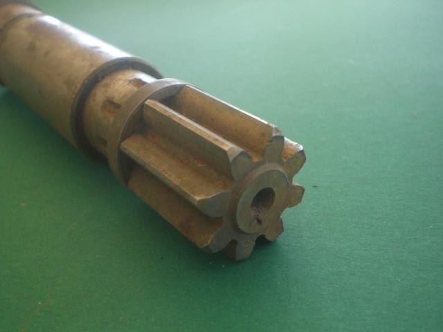 Ritzel Lenkgetriebe