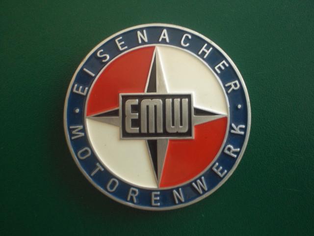 EMW Emblem 1.Serie EMW 327 340