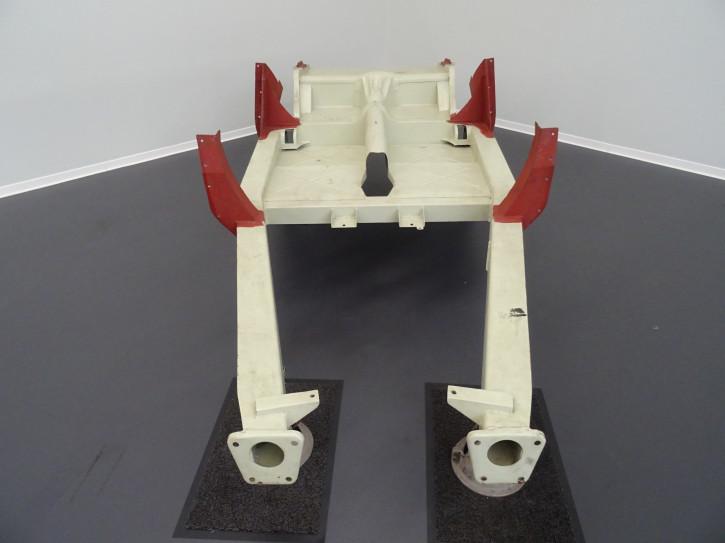 Rahmen komplett mit Bodenblechen für BMW 327