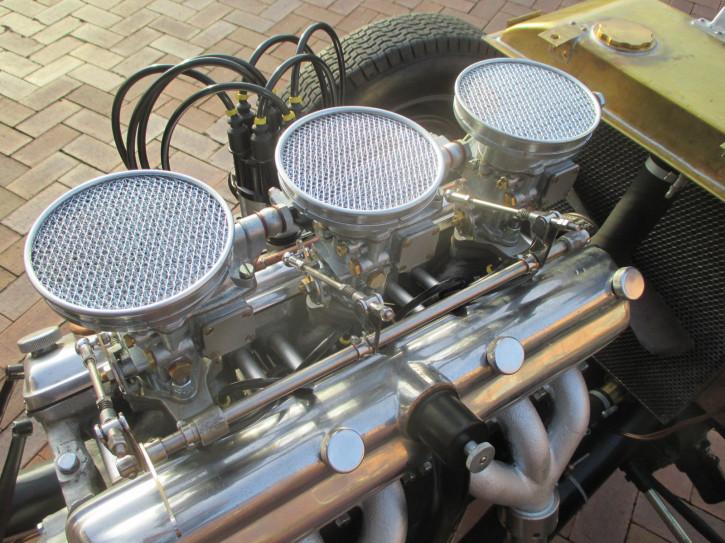 Fahrgestell BMW 328 komplett mit 80PS Motor und Getriebe