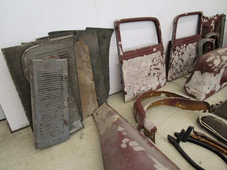 BMW 315 Limousine zerlegt unvollständig