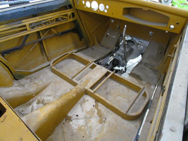 BMW 315 Cabriolet zerlegt unvollständig