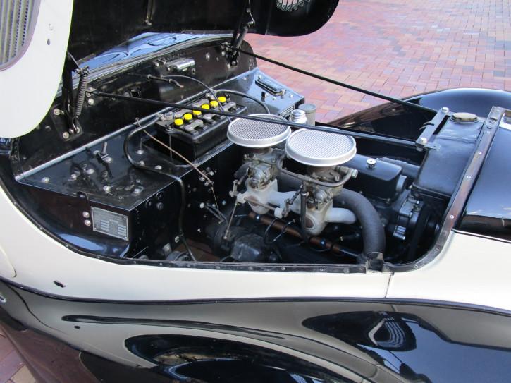 BMW 327 Coupe ältere Restauration