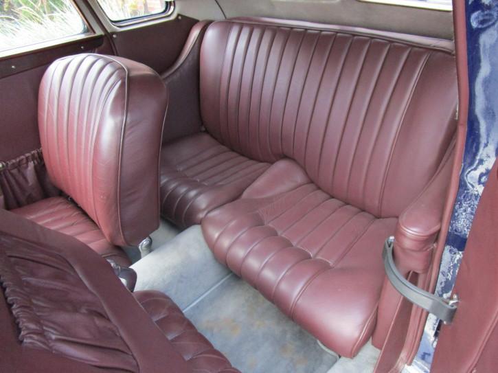 BMW 327 Coupe Zentralverschlussräder