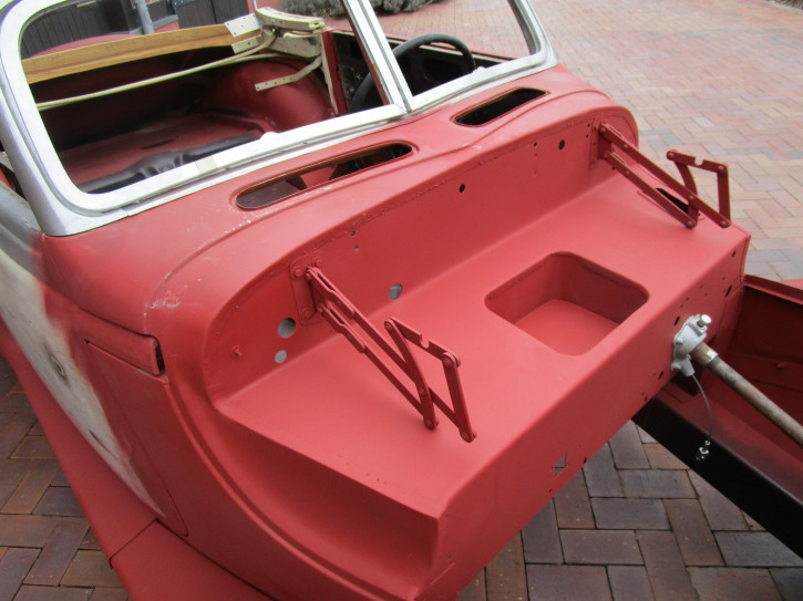 Karosserie BMW 327 Cabriolet