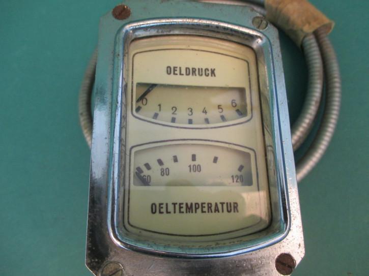 Kombigerät Öldruck Öltemperatur EMW 327 340