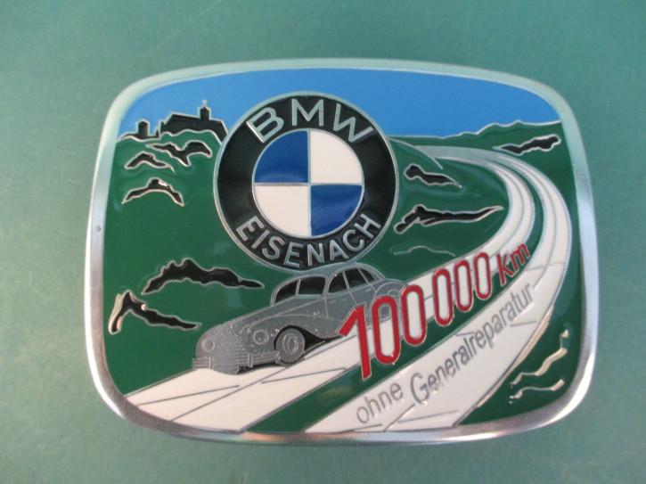 Plakette 100.000 KM BMW 340