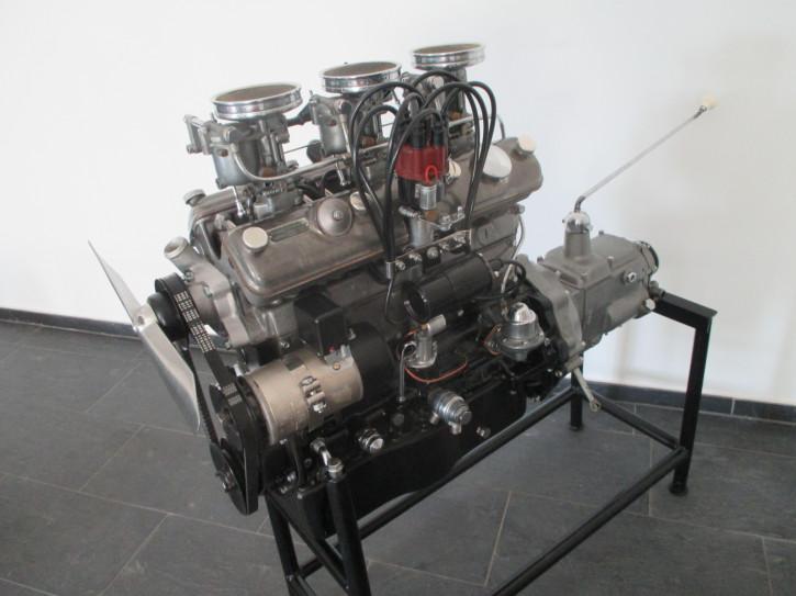 Motor Getriebe Einheit BMW 328