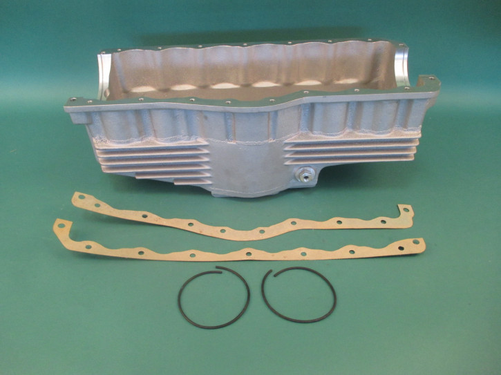 Ölwanne Aluminium inkl. Dichtsatz