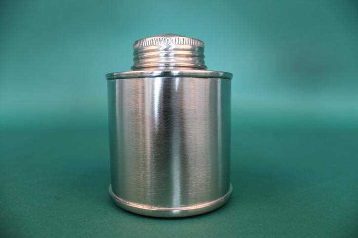 Behälter Bremsflüssigkeit matt verzinkt