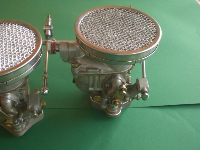 3 Vergaseranlage komplett 80PS Motor