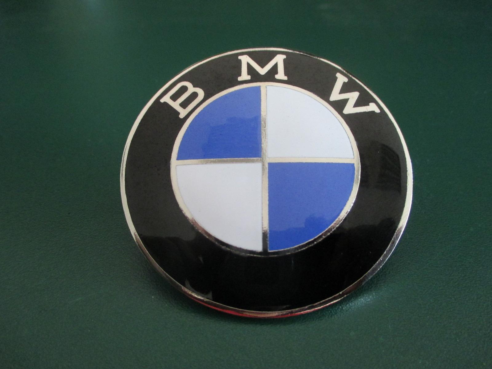 bmw emblem 60mm emailliert-3030011246